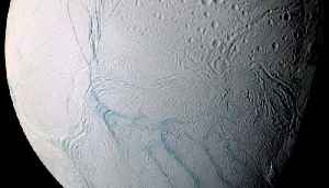 News video: Saturn's Ocean Moon Enceladus Could Support Basic Life