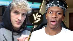 News video: Logan Paul ACCEPTS KSI's Challenge to Fight, and Now the Fans Are Involved