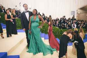 News video: Alexis Ohanian Welcomes Serena Williams Back to Tennis With Cute Billboards