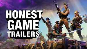 News video: FORTNITE (Honest Game Trailers)