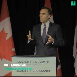 News video: Morneau: Canada Will Stay Competitive On Tax Rates