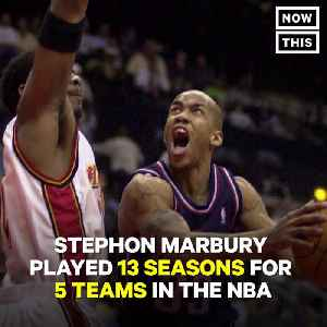 News video: Stephon Marbury Went From The NBA's Most Hated Player To a National Hero In China