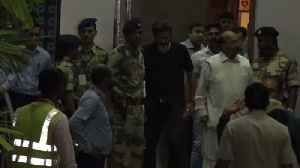 News video: Anil Kapoor, Son Receive Sridevi's Body At Airport