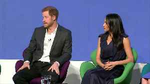 News video: Prince Harry: Heads Together changed views on mental health