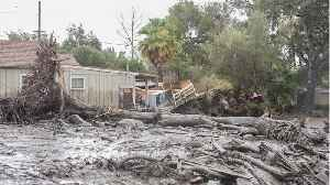 News video: More Deadly Mudslides May Hit Southern California