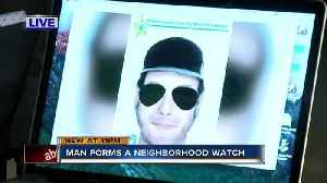 News video: Concerned residents forming neighborhood watch following Northdale Lake Park trail attack