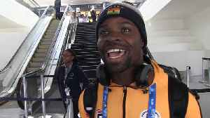News video: Ghanaian Olympian: Africa Can Take Over Winter Games, But We Need Support!