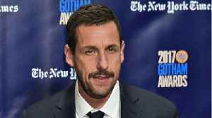 News video: Sandler Teams with Rock For Latest Netflix Offering