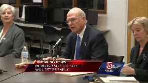 Medford superintendent will retire early [Video]