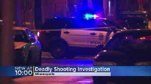 News video: Police Investigating Deadly Shooting In South Minneapolis
