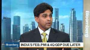 News video: Mizuho's Varathan Sees Rupee Underperforming Most Asian Currencies