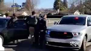 News video: ICE Arrests More Than 150 People In Northern California Enforcement Sweep