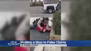 News video: Sheriff Rebuts Claims Of Abuse During Arrest Caught On Camera
