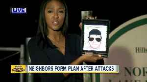 News video: Neighborhood watch forming after trail attack