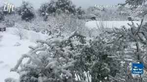 News video: California Could See Biggest Snowfall of the Season