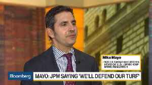News video: Mike Mayo Sees 'Better Times Ahead' for JP Morgan