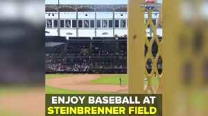 News video: New York Yankees Spring Training at George M. Steinbrenner Field | Taste and See Tampa Bay