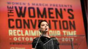 News video: Rose McGowan Seeks Dismissal of Her Drug Case