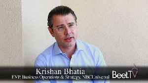 News video: NBCUniversal Will Trim Original Primetime Programming Ad Clutter By 20% This Fall