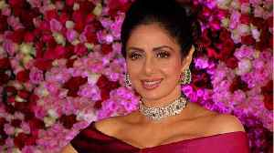 News video: Who is Sridevi Kapoor, the Bollywood star so many people are mourning today?