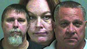 News video: Oklahoma Strip Club Owner, Managers Charged with Maintaining Drug House
