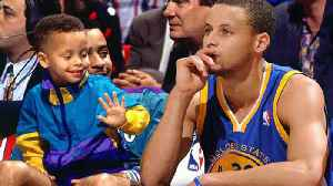 News video: Steph Curry Remembers Which NBA Players Treated Him Like Sh!t as a Kid