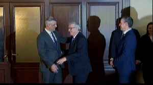 News video: Juncker makes first official visit to Kosovo