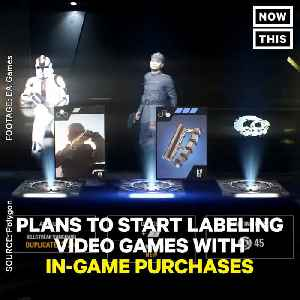 News video: This New Gaming Label Hopes To Stop Kids From Gambling In Video Games