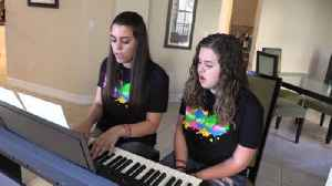 """News video: MSD students write and perform song """"Shine"""" after school shooting"""