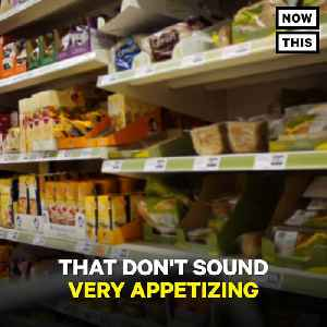 News video: There Might Be Sawdust And Bugs In Your Food