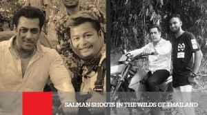 News video: Salman Shoots In The Wilds Of Thailand