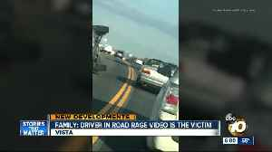 News video: Road rage driver charged