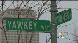 News video: Red Sox Fans Mixed Over Yawkey Way Name Change