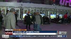 News video: Ultimate Sports Weekend a cause for celebration in Las Vegas