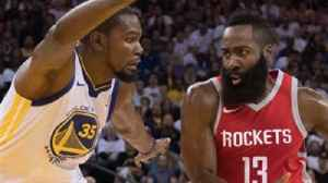 News video: Chris Broussard explains why Harden's Rockets are not ready to dethrone the Warriors in the West