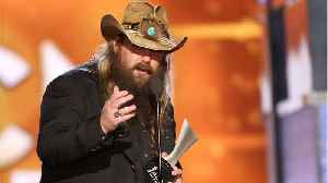 News video: Chris Stapleton Leads In ACM Nominations