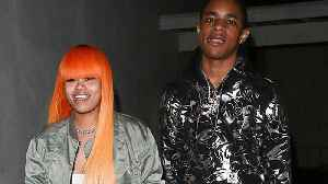 News video: Blac Chyna Hooking Up with a TEENAGE Rapper Because of the Kardashians!!?