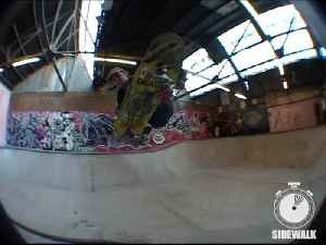 News video: 30 Second Thursdays - Ben Broyd - Sheffield