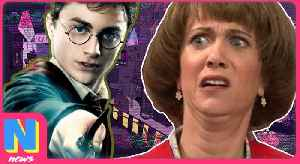 News video: Harry Potter MISSING from His Own Mobile Game, Kristen Wiig Wonder Woman Villain! | NerdWire News