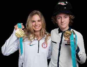 News video: Red Gerard & Jessie Diggins Drop In To Chat About The 2018 Winter Olympics