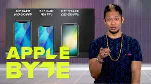 News video: Apple plans to release a giant iPhone X Plus this year
