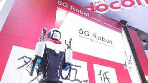 News video: The 5G revolution will not be televised... it will be live