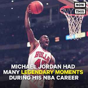 News video: Remember When: Michael Jordan Crushed It With The Flu