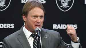 News video: Jason Whitlock is not concerned with Jon Gruden saying he won't rely on analytics