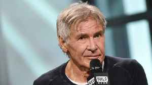 News video: Harrison Ford On Leaving Star Wars