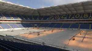 News video: FIFA pleased with 'state of readiness' of Rostov Arena