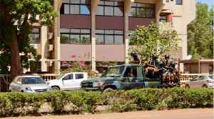 News video: Gunmen Attack French Embassy And Army Headquarters In Burkina Faso