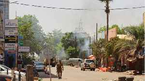 News video: Attackers Make Coordinated Strike On Targets In Burkina Faso's Capital