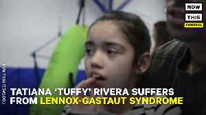 News video: Medical Cannabis is Giving New Life To This Young With Lennox-Gastaut Syndrome