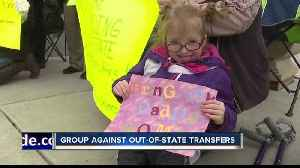News video: Protesters call for prison reform at statehouse